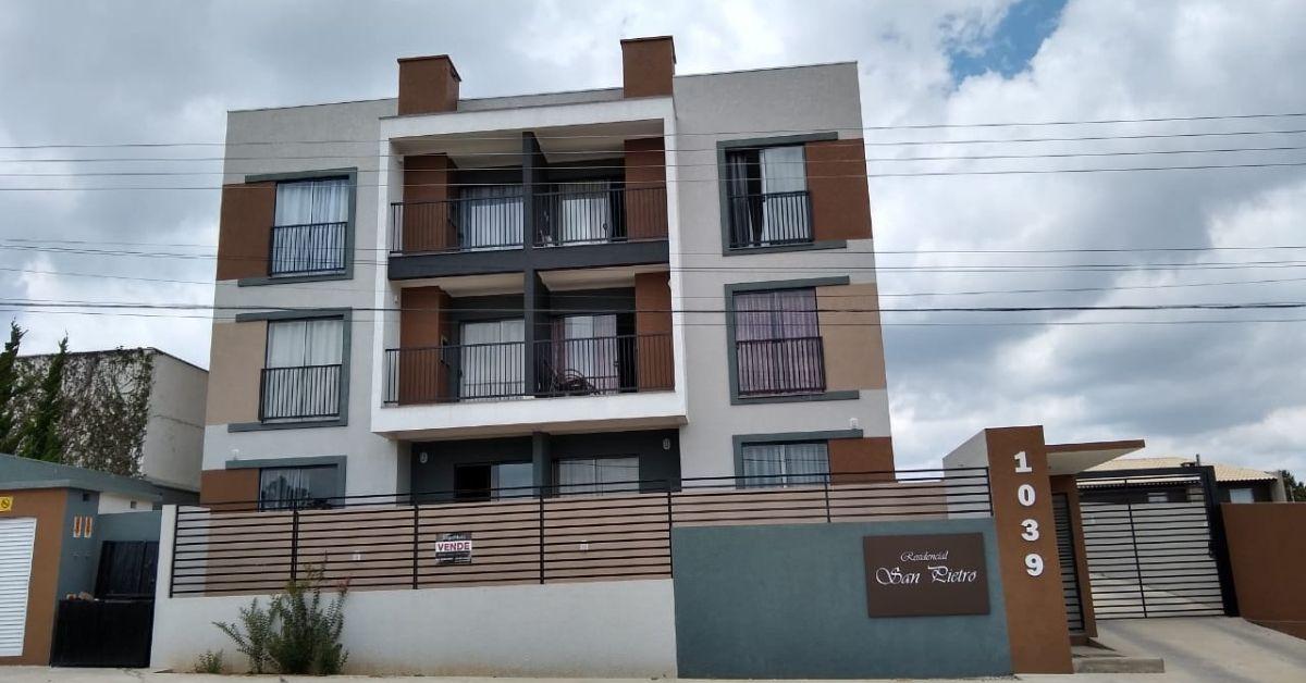 Apartamento Mobiliado 2 Quartos – Res. San Pietro – Canoinhas/SC