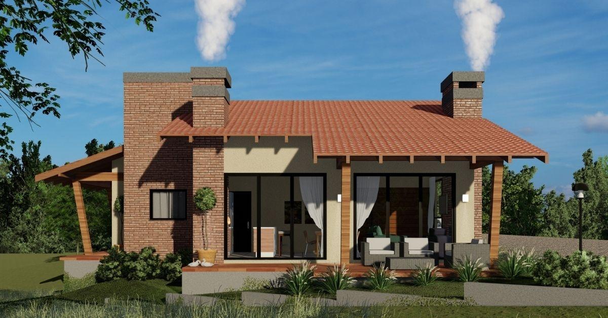 Projeto Casa de Campo   G. e K.