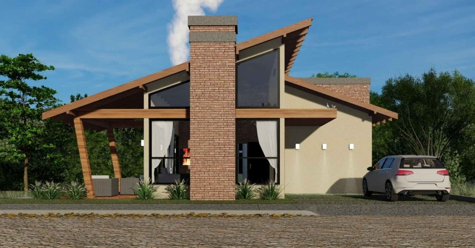 Projeto Casa de Campo | G. e K.